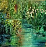 Obrazy - Tichá tôňa - 11910275_