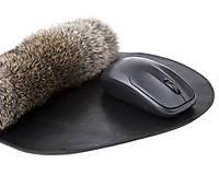 Kožená podložka pod myš MARIMA