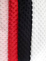 Textil - Originálny materiál – Polar Minky - 11910260_