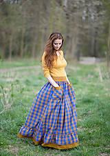 Sukne - sukňa Tamara letná - 11911404_
