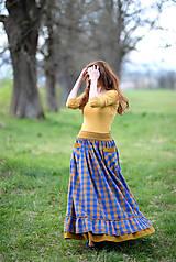 Sukne - sukňa Tamara letná - 11911514_