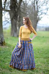 Sukne - sukňa Tamara letná - 11911530_