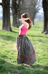 Sukne - sukňa Vanda - 11911546_