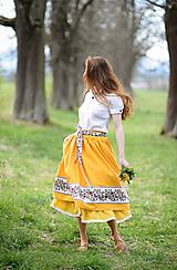 Sukne - sukňa Daniela - 11911647_
