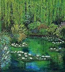 Obrazy - Z Monetovej záhrady - 11916925_