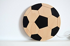 - Detská lampa - Futbalová lopta - 11914927_