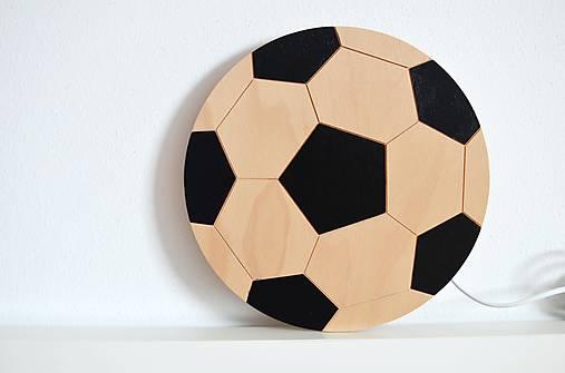 Detská lampa - Futbalová lopta