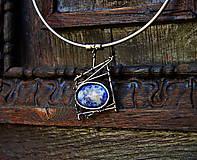 """Náhrdelníky - Nerezový náhrdelník...."""" Technical """" - 11916883_"""