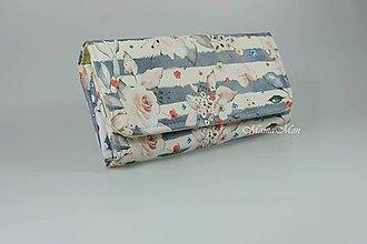 Peňaženky - dámska peňaženka - pri mori - 11917391_
