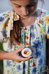 Náhrdelníky - Vyšikráska Linda/Anička - 11918177_