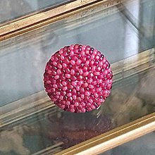 Prstene - {LETO 2020} sýty ružový prsteň na leto - 11916639_