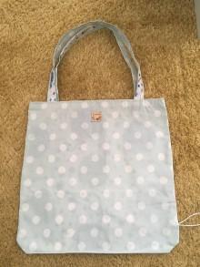 Nákupné tašky - Obojstranná nákupná taska - 11921580_