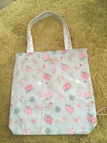 Nákupné tašky - Obojstranná nákupná taska - 11921595_