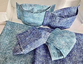 Rúška - Rúško 3D 100% bavlna - 11920085_