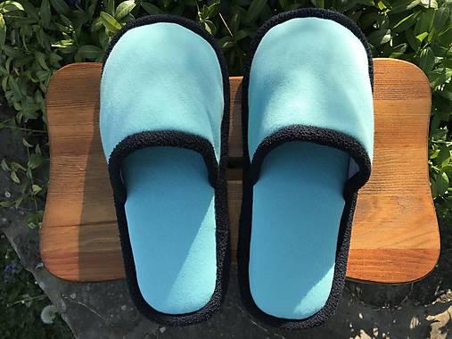 Tyrkysové papuče