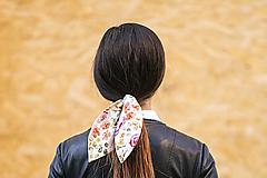 Ozdoby do vlasov - Elegantný Zajko L'été - 11918713_
