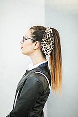 Ozdoby do vlasov - Elegantný Zajko šelmovitý - 11918739_