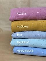 Šaty - Šaty DALIA - modrofialový - 11919410_