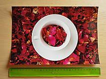 Fotografie - Čaj z lupienkov ruží - 11922540_