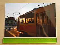 Fotografie - Električka do stanice Nádej - 11922617_