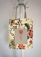 """Nákupné tašky - Skladacia nákupka """"save nature"""". - 11922318_"""