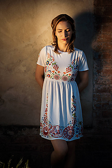 Šaty - šaty úpletové - 11918452_