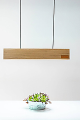 - Svietidlo z dreva EDA - 11921200_