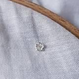 Náušnice - napichovacie náušnice - čerešňové (sakurové) kvety (Napichovacia náušnica Sakura 5,3) - 11918530_