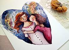 Grafika - Rôzne formy lásky č.2 - 11926356_