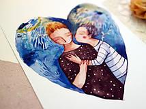 Grafika - Rôzne formy lásky č.3 - 11926361_