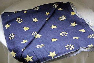 Textil - Materiál. Látka bavlna. - 11923630_