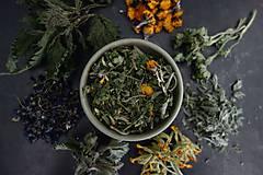 Potraviny - čaj záhrada večného leta č.2 - 11923643_