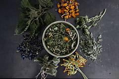 Potraviny - čaj záhrada večného leta č.2 - 11923646_