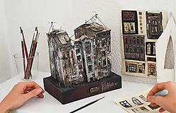 """Socha - """"Lodž"""" Modelovaná miniatúra - 11927103_"""