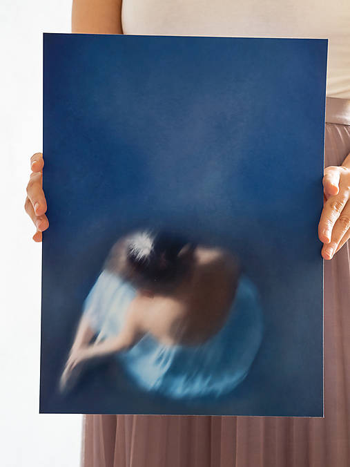 FineArt print Baletka