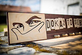 Dekorácie - Držiak - 11928184_