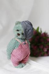 Hračky - Vázný Medveď  - 11927976_