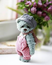 Hračky - Vázný Medveď  - 11927975_