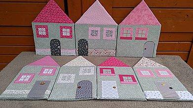 Úžitkový textil - Zástena za posteľ č. 9 - 11930468_