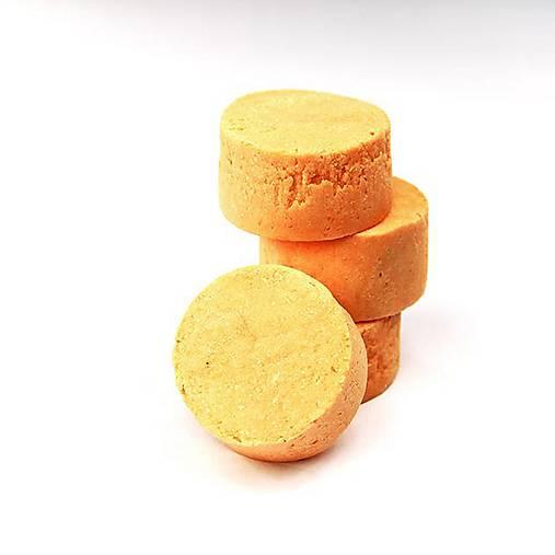 NAMY Tuhý šampón s kondicionérom Šaman (na normálne vlasy Pomaranč)