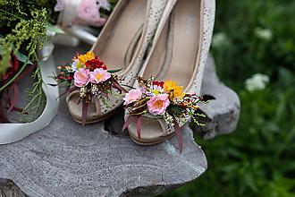 """Obuv - Klipy na topánky """"natrhám si šťastie"""" - na ukážku - 11928925_"""