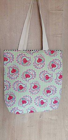 Veľké tašky - Taška obyčajka III - 11930971_