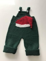 Detské oblečenie - Nohavičky na traky - 11929467_