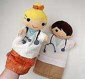 Maňuška pani doktorka - na objednávku