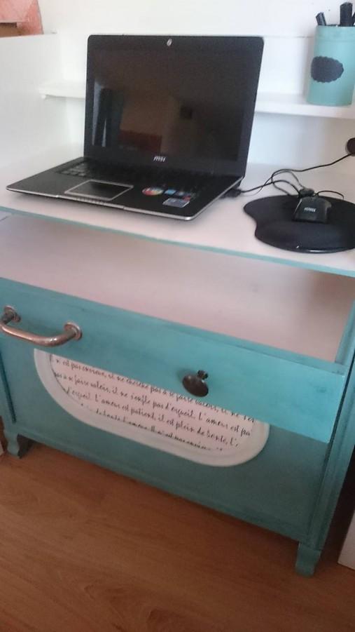 Písacia komoda / sekretár