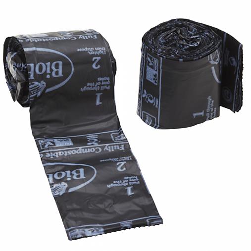 BioBag kompostovateľné vrecká pre psíkov 50 ks
