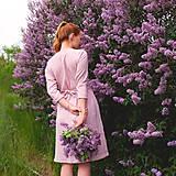 Šaty - LIDIA mušelínové šaty - 11935164_