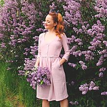 Šaty - LIDIA mušelínové šaty - 11935165_