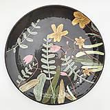 Nádoby - Tanier Culinarium Herbarium - 11938445_