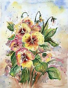 Obrazy - Sirôtky (27 x 35) - 11944924_